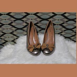 Nicole Wedge heels